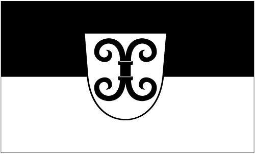 Fahne / Flagge Bad Dürkheim 90 x 150 cm