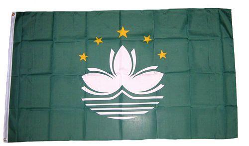 Flagge / Fahne China - Macao Hissflagge 90 x 150 cm