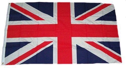 Flagge / Fahne Großbritannien Hissflagge 90 x 150 cm