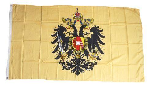 Fahne / Flagge Österreich Ungarn Adler 90 x 150 cm