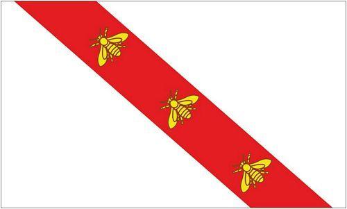 Fahne / Flagge Italien - Elba 90 x 150 cm