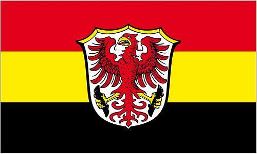 Flagge / Fahne Zorneding 90 x 150 cm