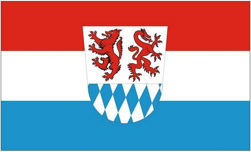Tischflagge Memmingen Tischfahne Fahne Flagge 10 x 15 cm