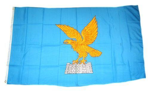 Fahne / Flagge Italien - Friaul Julisch Venetien 90 x 150 cm