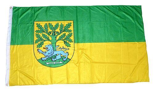 Fahne / Flagge Wedemark 90 x 150 cm