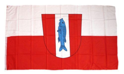 Flagge / Fahne Kaiserslautern Hissflagge 90 x 150 cm