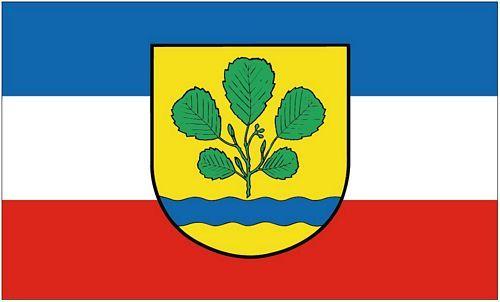 Fahne / Flagge Ellerbek 90 x 150 cm