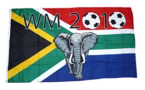 Fahne / Flagge Fußball WM Südafrika 90 x 150 cm
