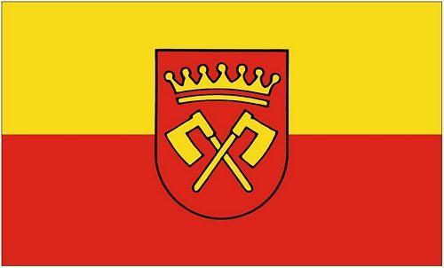Fahne / Flagge Pfalzgrafenweiler 90 x 150 cm