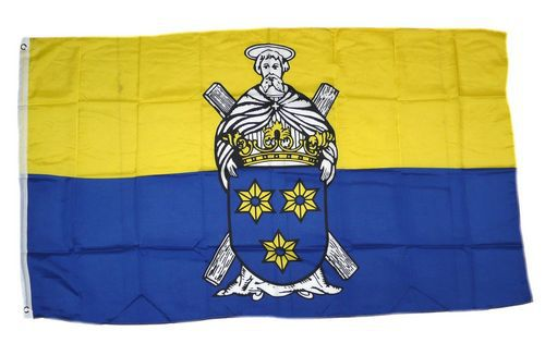 Flagge / Fahne Norden Norddeich Hissflagge 90 x 150 cm