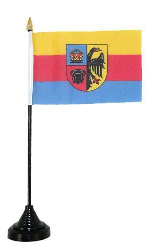 Tischfahne Nordfriesland 11 x 16 cm Fahne Flagge