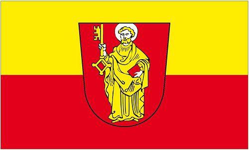 Flagge / Fahne Trier 90 x 150 cm