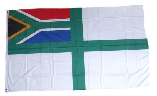 Fahne / Flagge Südafrika Navy 90 x 150 cm