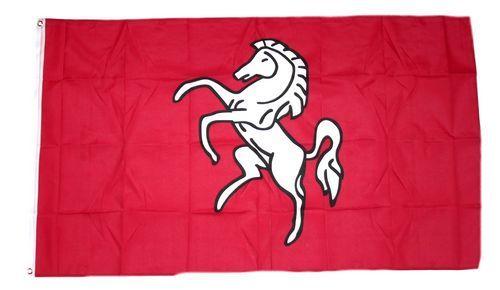 Fahne / Flagge England - Kent 90 x 150 cm