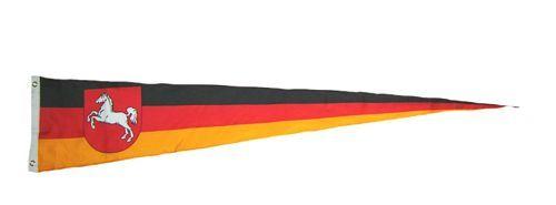 Langwimpel Niedersachsen 30 x 150 cm