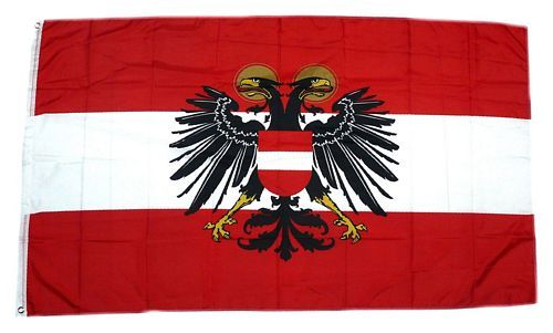 Fahne / Flagge Österreich Adler 1934-1938 90 x 150 cm
