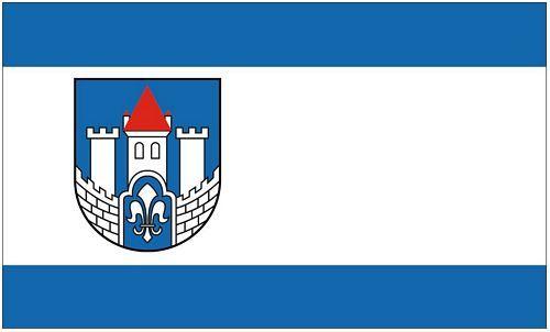 Fahne / Flagge Lichtenau Westfalen 90 x 150 cm