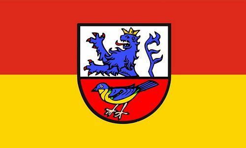 Fahne / Flagge Meisenheim 90 x 150 cm