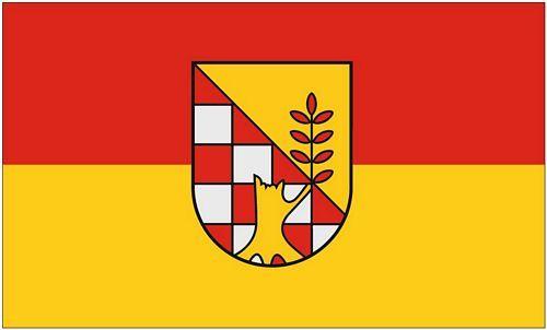 Fahne / Flagge Landkreis Nordhausen 90 x 150 cm