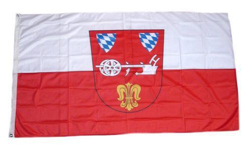 Flagge / Fahne Straubing Hissflagge 90 x 150 cm