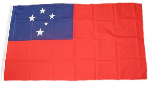 Flagge / Fahne Samoa Hissflagge 90 x 150 cm