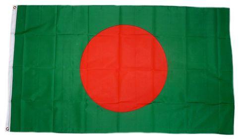 Flagge / Fahne Bangladesch Hissflagge 90 x 150 cm