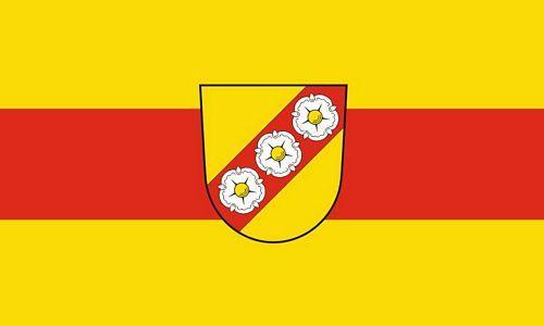 Fahne / Flagge Riedenburg 90 x 150 cm