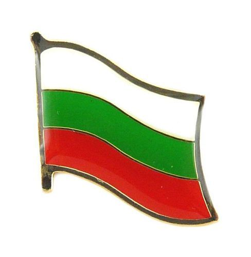 Flaggen Pin Fahne Bulgarien Pins Anstecknadel Flagge