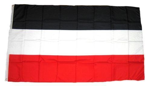 Fahne / Flagge Deutsches Kaiserreich 150 x 250 cm