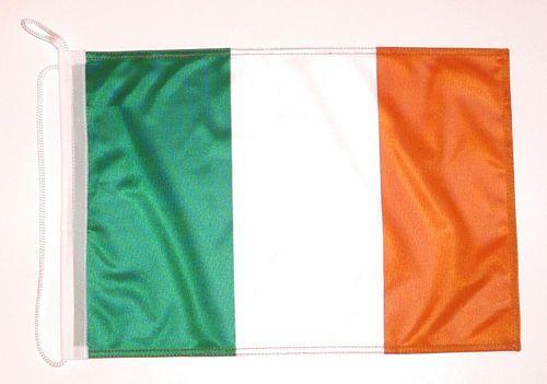 Bootsflagge Irland 30 x 45 cm