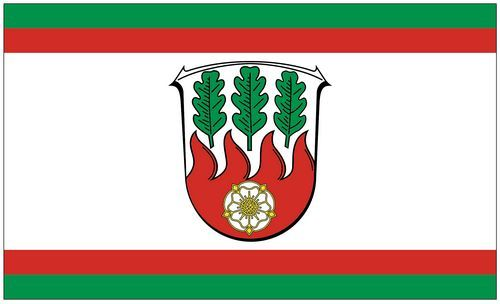 Fahne / Flagge Breuna 90 x 150 cm