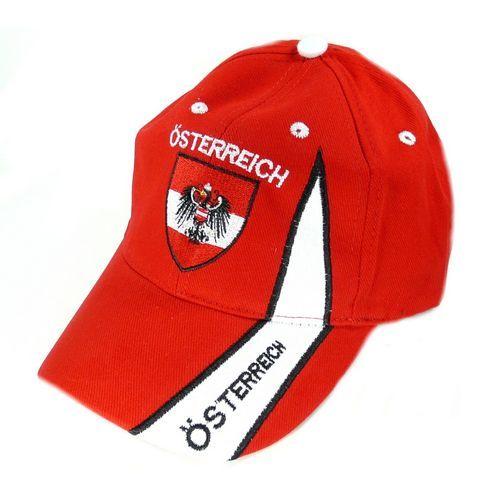 Basecap Österreich