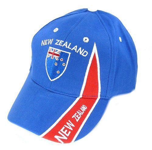 Basecap Neuseeland