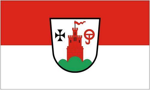 Fahne / Flagge Sinzheim 90 x 150 cm