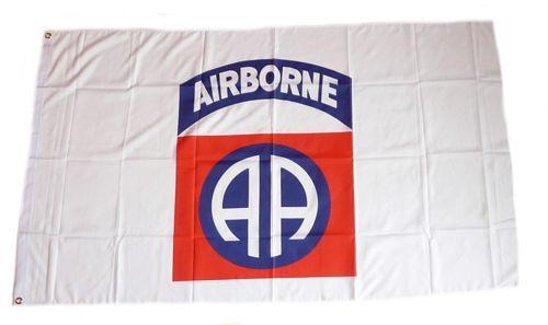 Fahne / Flagge 82th Airborne Division 90 x 150 cm